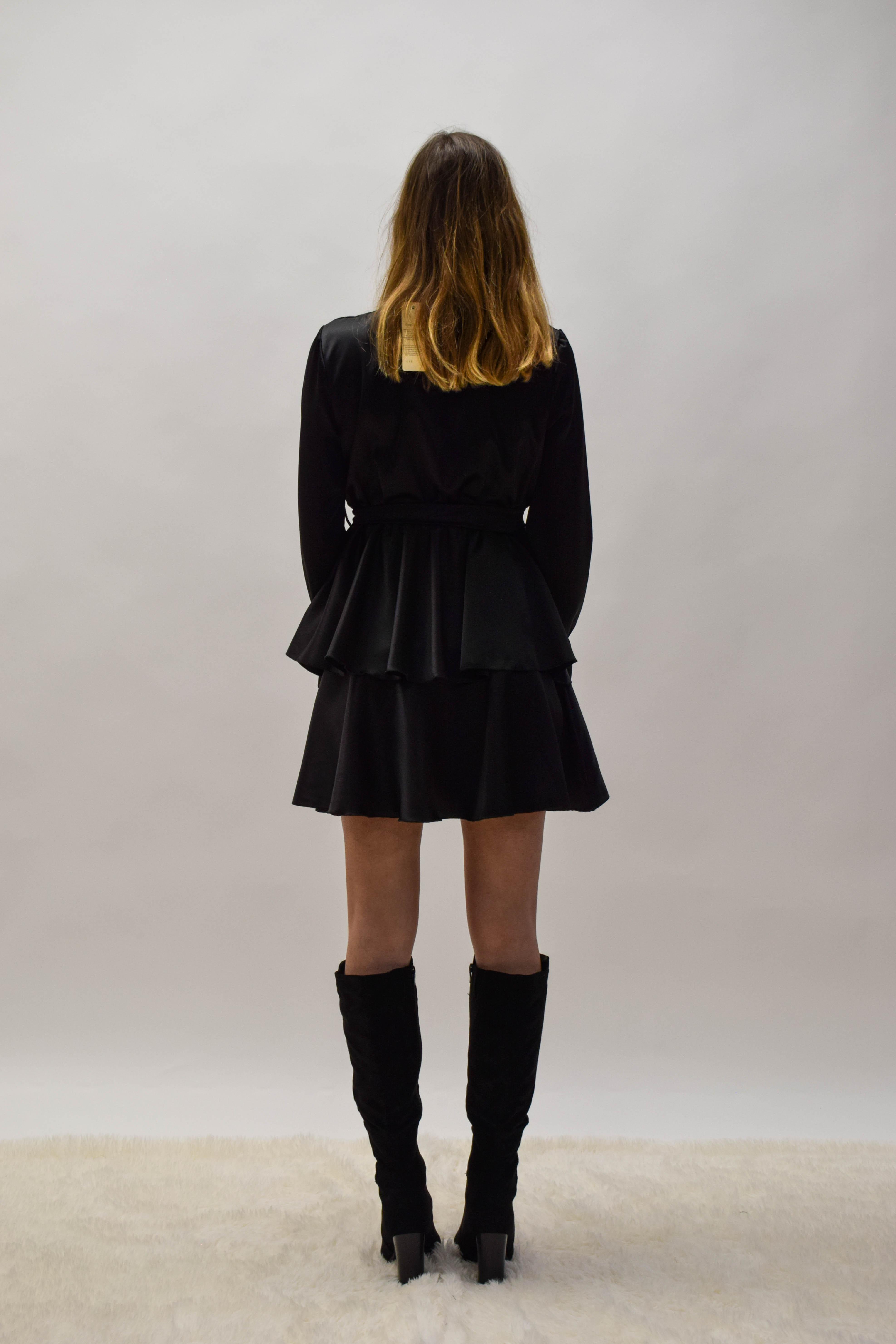 Partykleid schwarz
