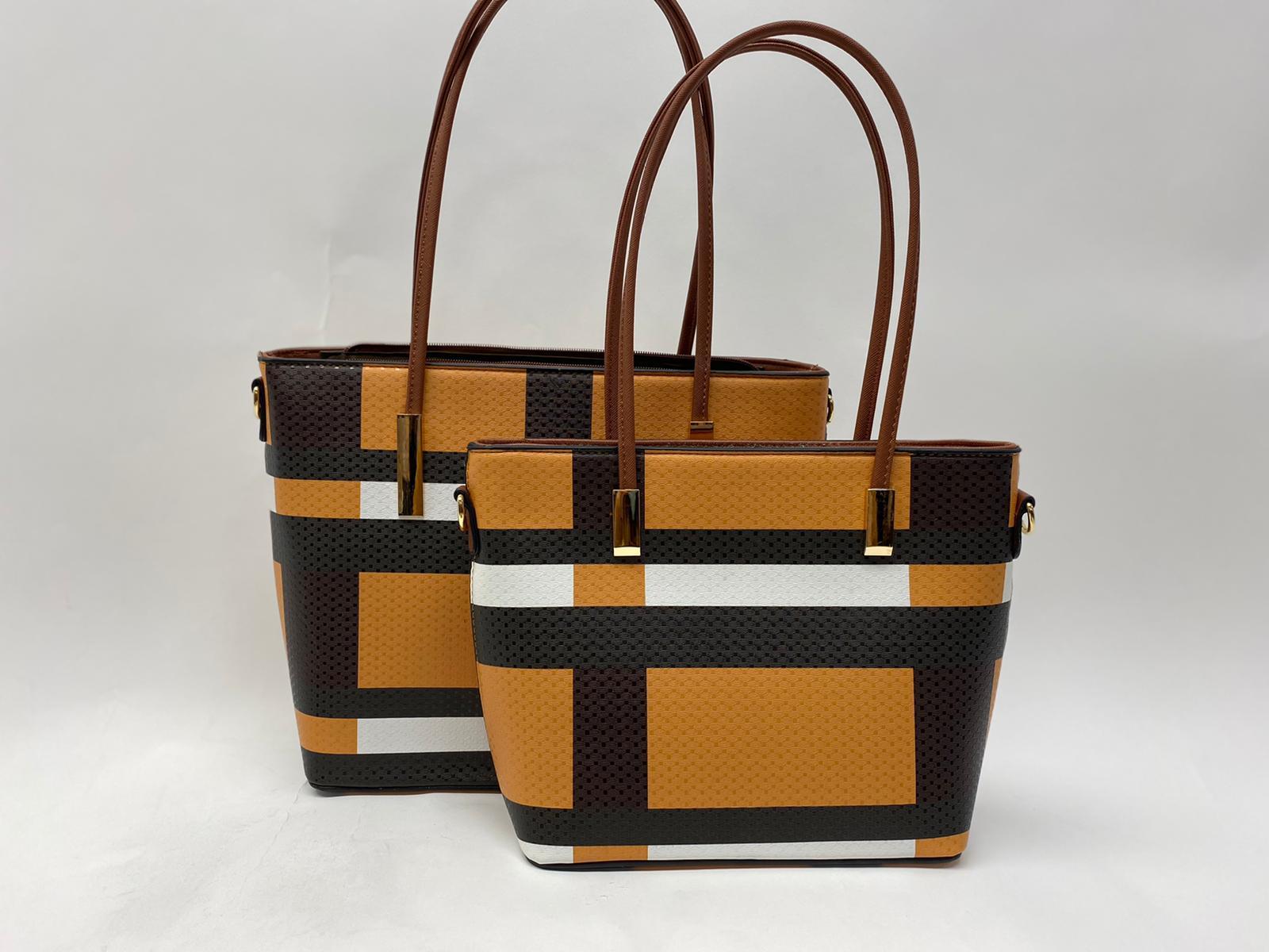 Handtasche 2-teilig