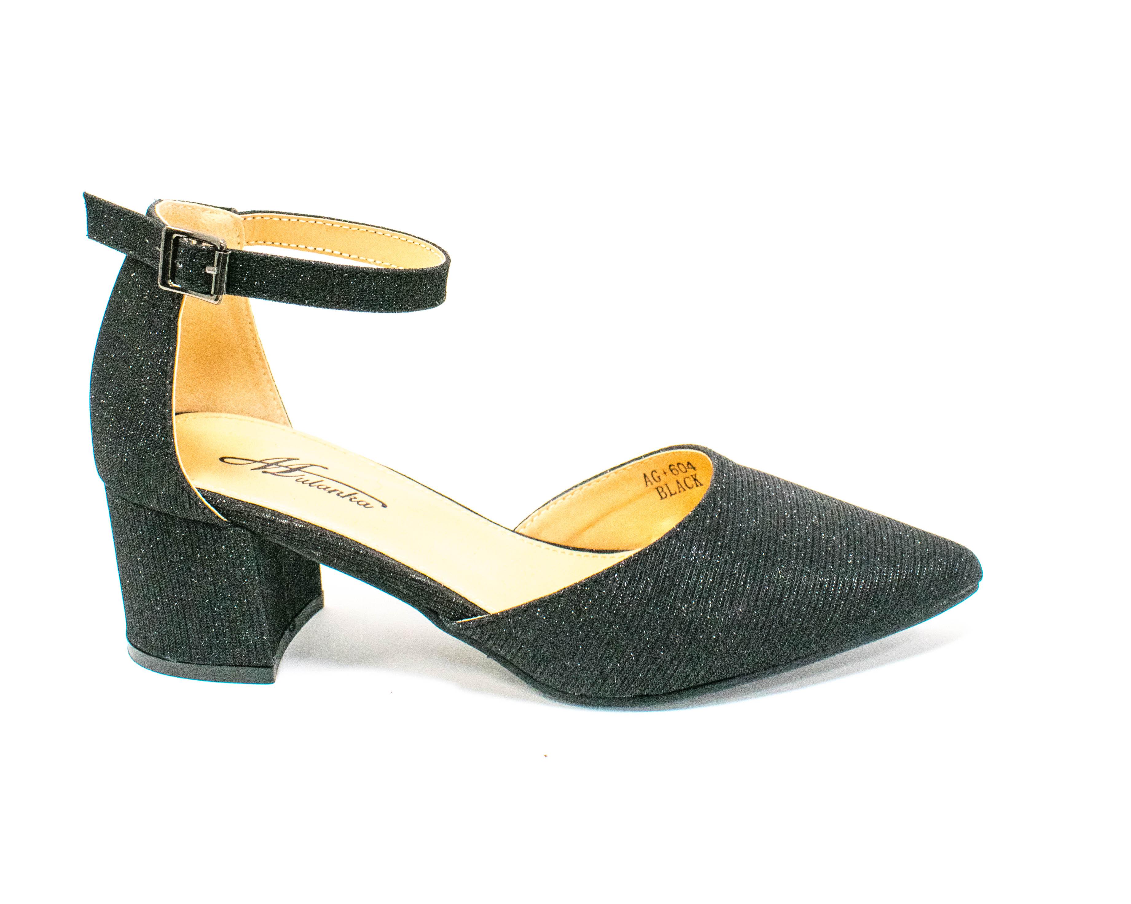 Eleganter Schuh in Schwarz